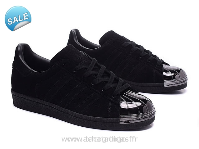 adidas superstar original noir