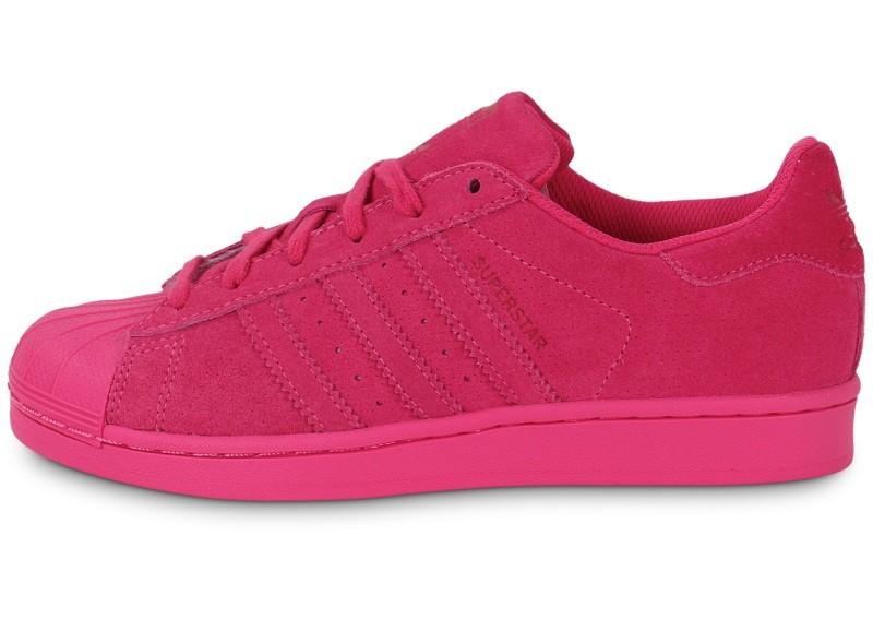 Découvrez Original Réduction Adidas Superstar Femme Rose ...