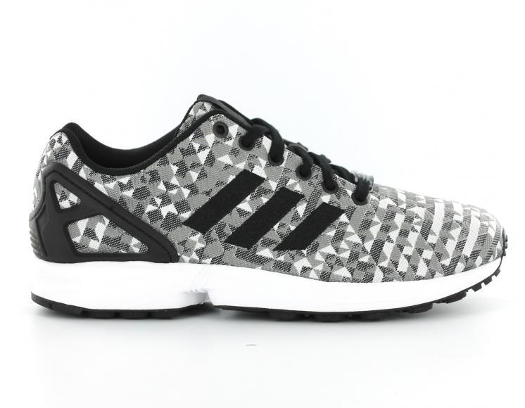 online store a495d 6058c Original Découvrez Zx Chaussures Homme Pas Adidas Flux Qpt8p77 Réduction  1w1Tq