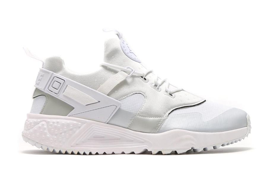 Découvrez Populaire Nike Air Huarache Femme Blanche Chaussure Pas Cher  Royer3601233 1236de916091
