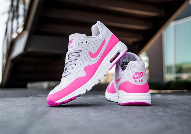 Découvrez Cher Max Chaussures Rose 1 Air Pas Populaire Nike Femme zFRqrzw