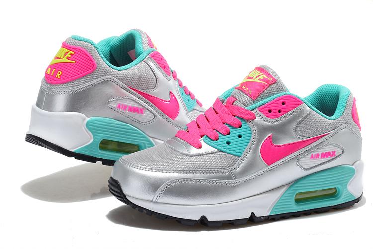 03e78eeb74f82 Découvrez Populaire Nike Air Max 90 Femme Chaussures Pas Cher  S0Ol102013-Royerimprimeur.fr