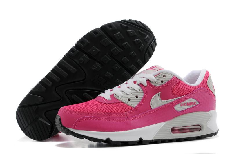 8d324cc709ef8 Découvrez Populaire Nike Air Max 90 Femme Rose Chaussures Pas Cher  S0Ol102078