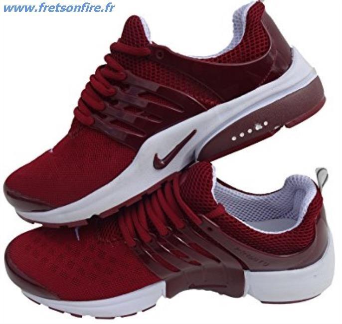 Nike Air Huarache Run bordeaux 4.5 4 avis